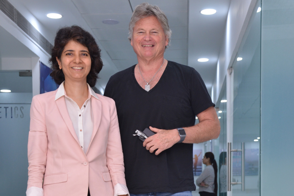 Dr B.K Modi's Smart Group launches India's first & most innovative Anti-Aging Centre