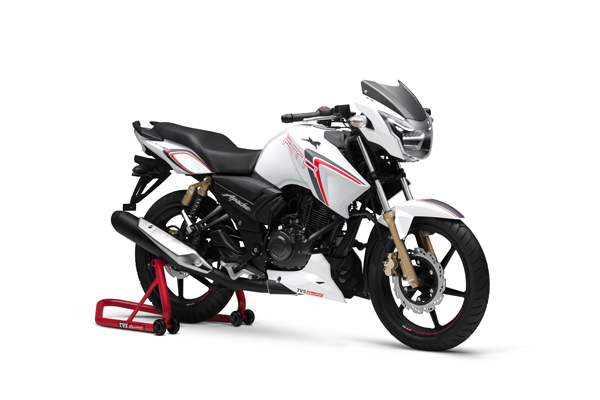 TVS Motor Company introduces Race Edition of TVS Apache RTR 180