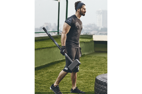 Reebok launches its latest campaign with ambassador Shahid Kapoor