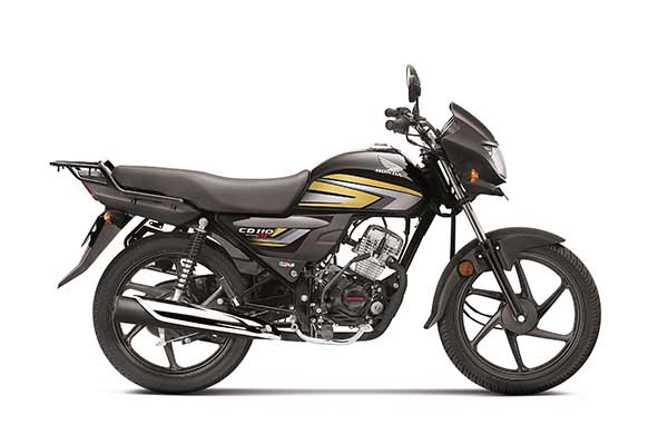 Honda 2Wheelers India launches 2018 CD 110 Dream DX