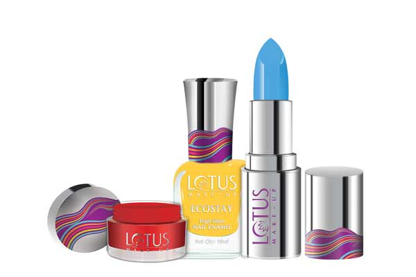Lotus Make-Up introduces ECOSTAY™ Clash Of Colors Limited Addition Collection