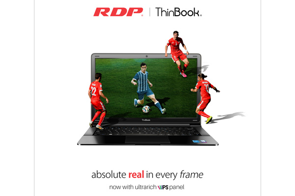 RDP launches 11.6 inch ThinBook - India's Most Affordable Laptop
