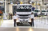Daimler India Commercial Vehicles crosses 1,00,000 unit mark in production
