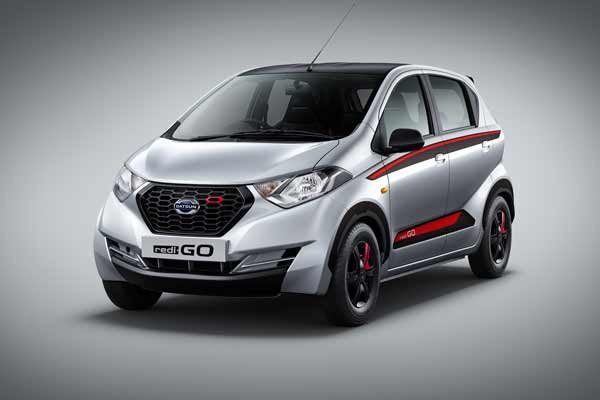 Datsun India launches the stylish redi-GO Limited Edition'2018 for the festive season