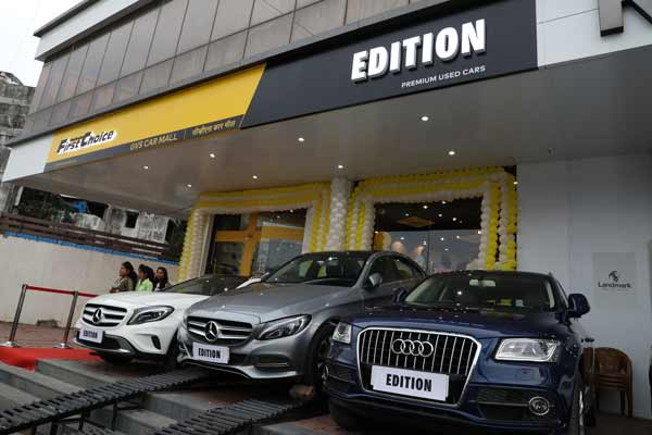 "Mahindra First Choice Wheels Introduces ""Edition""- India's First Premium Used Cars Franchise Network"