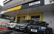 """Mahindra First Choice Wheels Introduces """"Edition""""- India's First Premium Used Cars Franchise Network"""