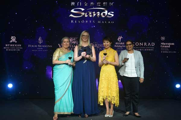 Sands Resorts Macao Holds 'Search for a Star' Themed Roadshows in India
