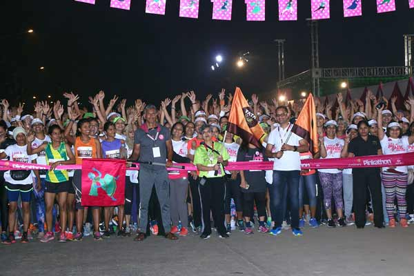 Pinkathon Day, powered by TATA Salt Lite to be celebrated on 21st October 2018 across India