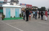 We are Water Foundation' conducts a social experiment against Open defecation