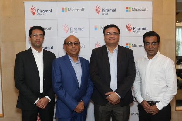 Piramal Glass Transforms its Manufacturing Operations with Microsoft Azure IoT