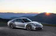The new Porsche 911 : more powerful, faster, with a new design