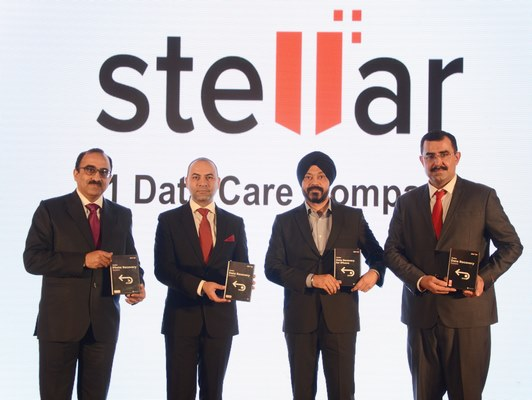 Stellar Launches new-age 'Data Recovery' Solutions to mark its 25th Anniversary