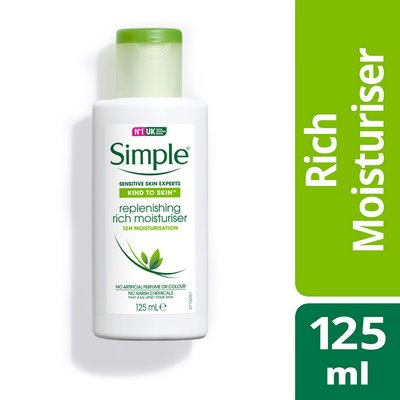 UK's largest Skincare Brand Simple is Now in India