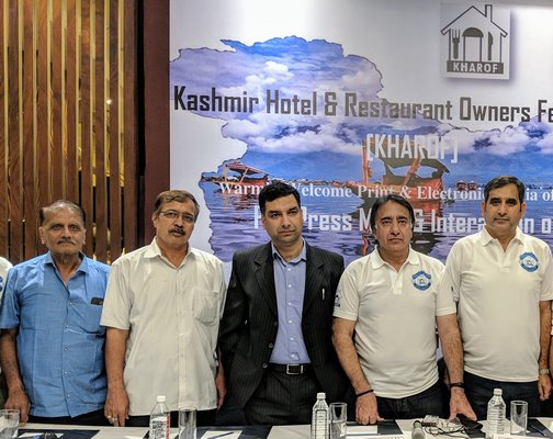 Jammu AndKashmir Hoteliers Confident Of Spurt In Bookings