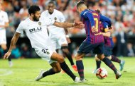LEADERS BARCELONA TO BE TESTED BY VALENCIA IN LALIGA SANTANDER WEEKEND FULL OF REUNIONS AND RIVALRIES