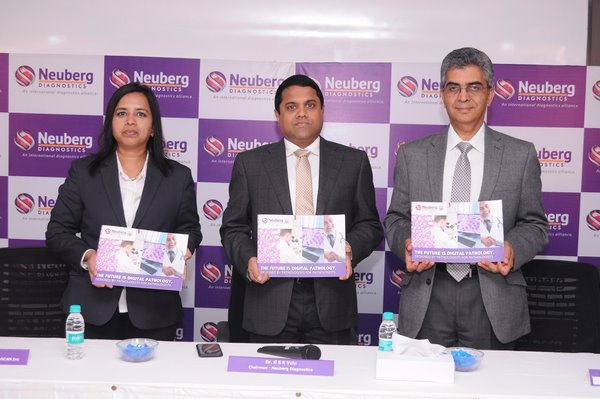 Neuberg Diagnostics & OptraSCAN® announce the launch of Global TELEPath™ Network in UAE, India and South Africa through a Joint Venture