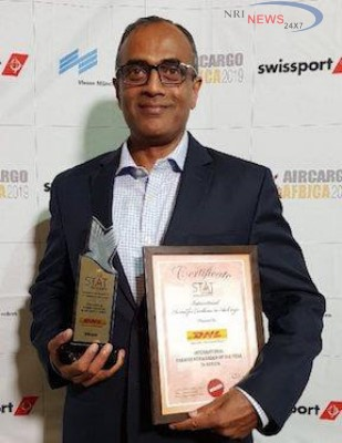 DHL Global Forwarding named Africa's International Freight Forwarder of the Year for fifth consecutive time