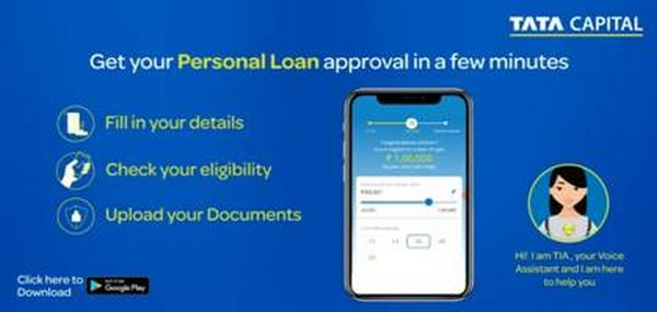 Tata Capital Unveils 'TIA' The first-of-it's - Kind VoiceBot For Personal Loans