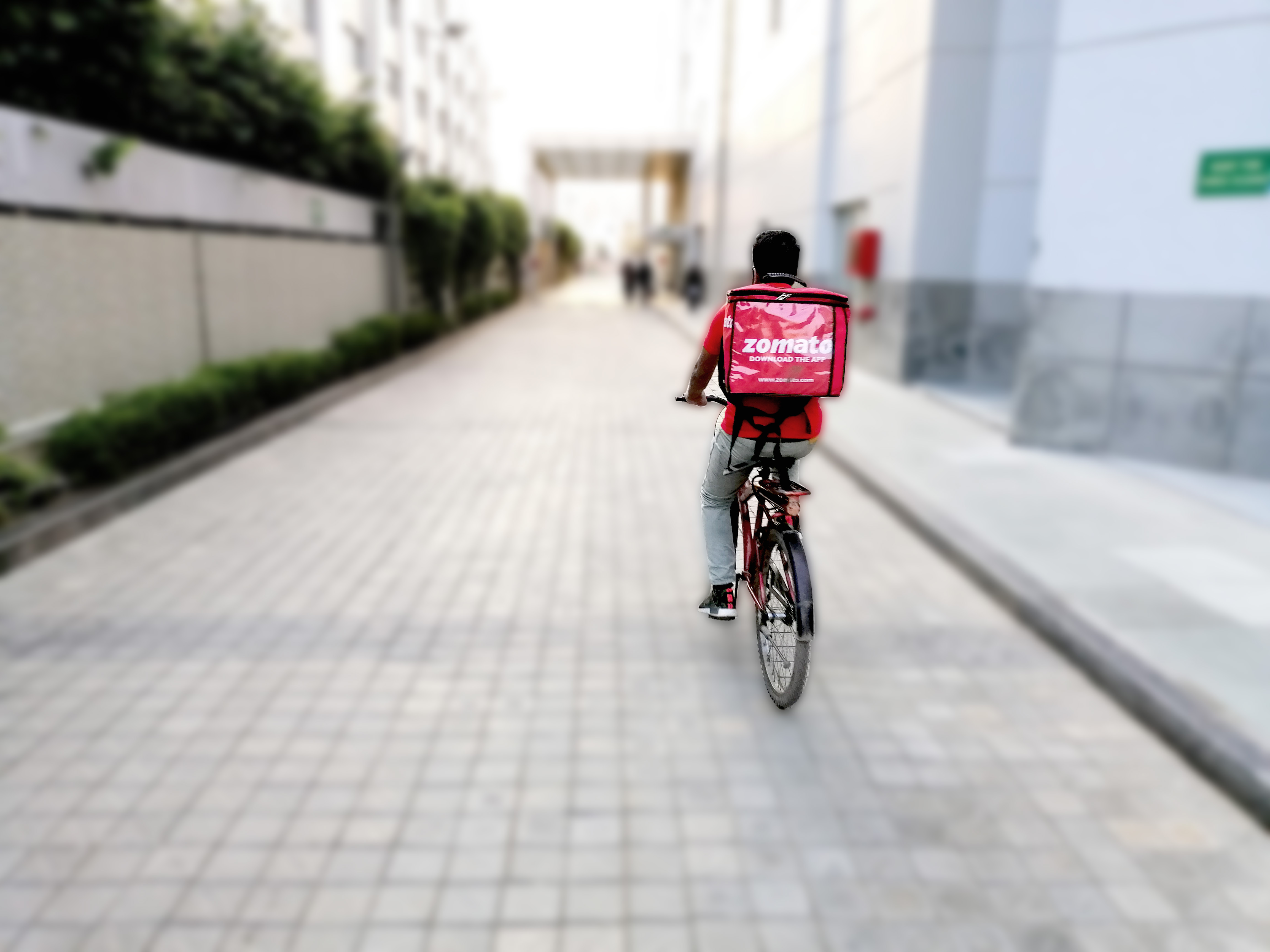 With bicycle delivery, Zomato peddles towards sustainable mobility