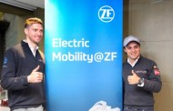 Successful E-Mobility from ZF: Speed on the Track, Range in Everyday Traffic