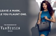 Van Heusen presents a 60 cities media campaign 'Carry Your World' with Jacqueline Fernandez