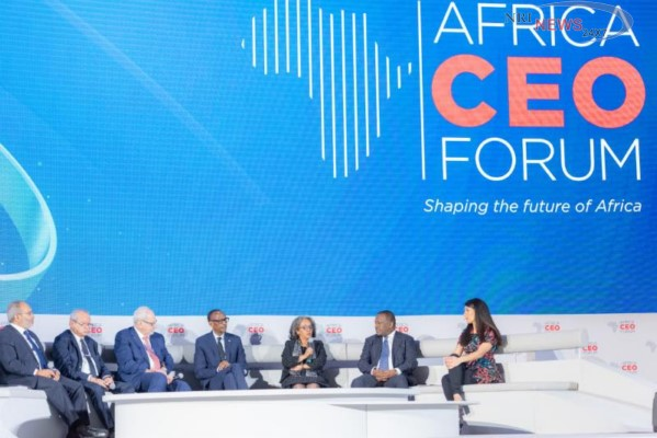 AFRICA CEO FORUM 2019 kicks off with call for deeper economic integration