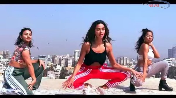 The gorgeous Shibani Dandekar can be seen grooving to global smash hit Calma REMIX !