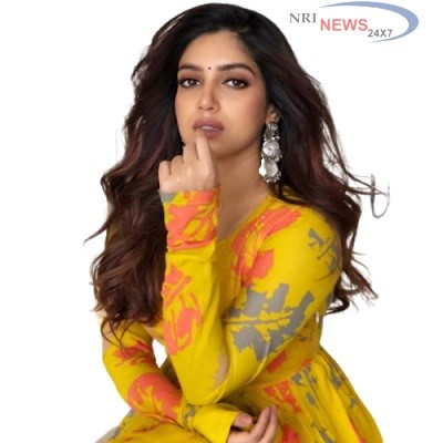 'PARENTS SHOULD EDUCATE THEIR KIDS ABOUT BULLYING', SAYS BHUMI PEDNEKAR