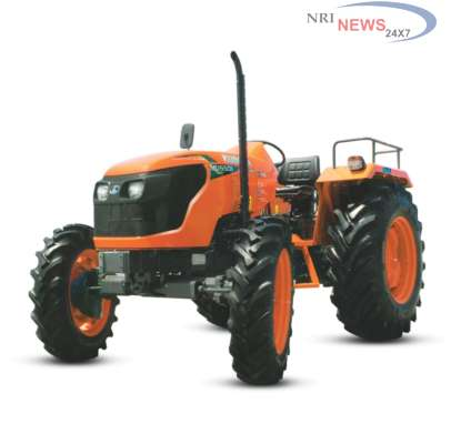 KUBOTA becomes the fastest growing Tractor Company in India