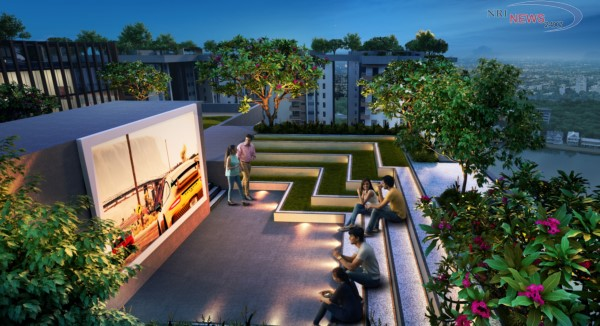 Siddha Group Introduces Rooftop Skyplex in the Skywalks