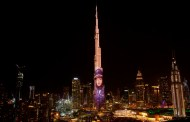 ETIHAD AIRWAYS LIGHTS UP BURJ KHALIFA IN DUBAI WITH A DAZZLING 'CHOOSE WELL' SHOW