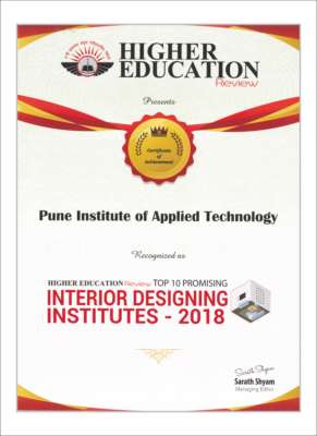 Higher Education Review Declares Suryadatta S Pune Institute Of Applied Technology As Best Interior Design Institute In Maharashtra Nrinews24x7