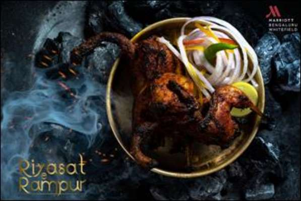 Experience Royal Rampur on your plate at Bengaluru Marriott Hotel Whitefield