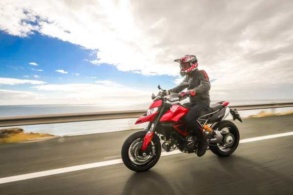 Ducati launches the all new Hypermotard 950 in India!