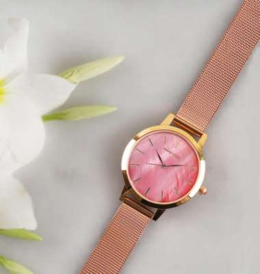 Flipkart Fashion launches the latest range of elegant Marie Claire watches