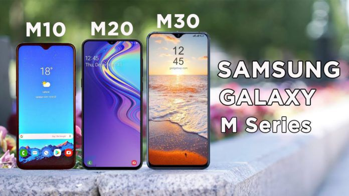 Galaxy M Smartphones to Help Samsung Double Online Market Share in 2019