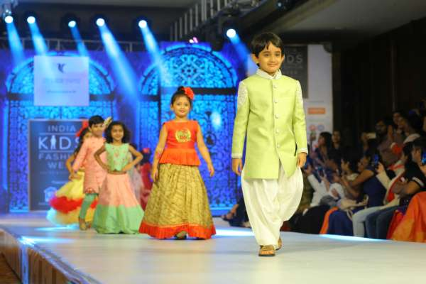 India Kids Fashion Week, Hyderabad Runway Show concludes at Taj Deccan