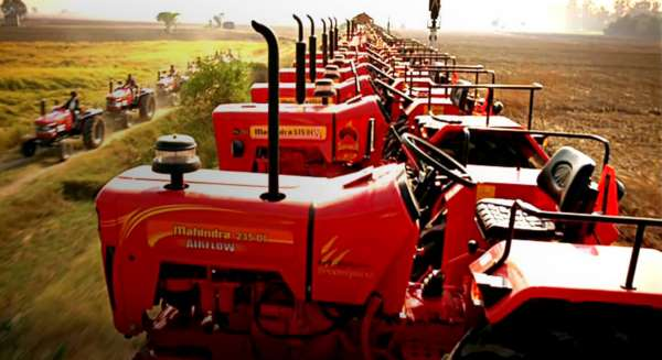 Mahindra's Farm Equipment Sector Sells 31,879 Units in India during June 2019