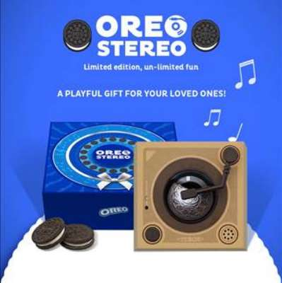 Mondelez India Brings Another Playful Twist To OREO: Introducing Limited Edition Oreo Stereo