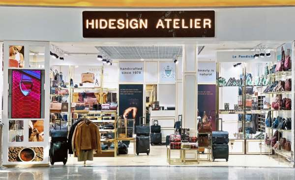 HIDESIGN BRINGS THE ART OF LUXURY TO HYDERABAD WITH THE LAUNCH OF HIDESIGN ATELIER