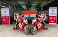 After a golden weekend, Honda's solo Indian team heads to China for Round 5 of ARRC