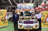 Mahindra rolls out 15th lakh Bolero Pick up range from Kandivali plant