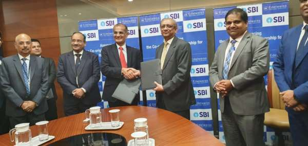 Edelweiss teams up with SBI for Co-Origination of Loans to MSMEs