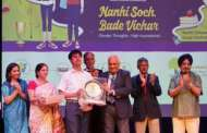 SAHIB SHARMA FROM LEARNING PATHS SCHOOL, MOHALI, BAGS TOP LAURELS AT THE 6TH NANHI CHHAAN NATIONAL SCHOOL ESSAY CONTEST 2019
