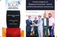 "Netrika Consulting bags ""Business Protection"" Award at ICCA Excellence Award 2019"