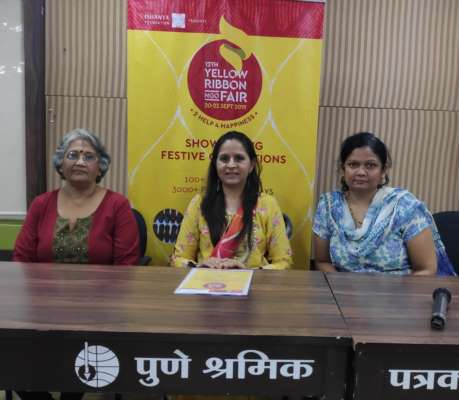 YELLOW RIBBON NGO FAIR BRINGS THE 12TH EDITION TO PUNE