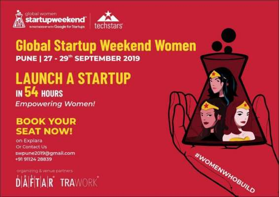 In 54 hours: Women will give wings to their ideas at this unique startup weekend