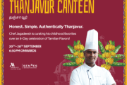 Tease Your Taste Buds with the exotic Thanjavur Cuisine only at Sen5es, Marriott Suites Pune
