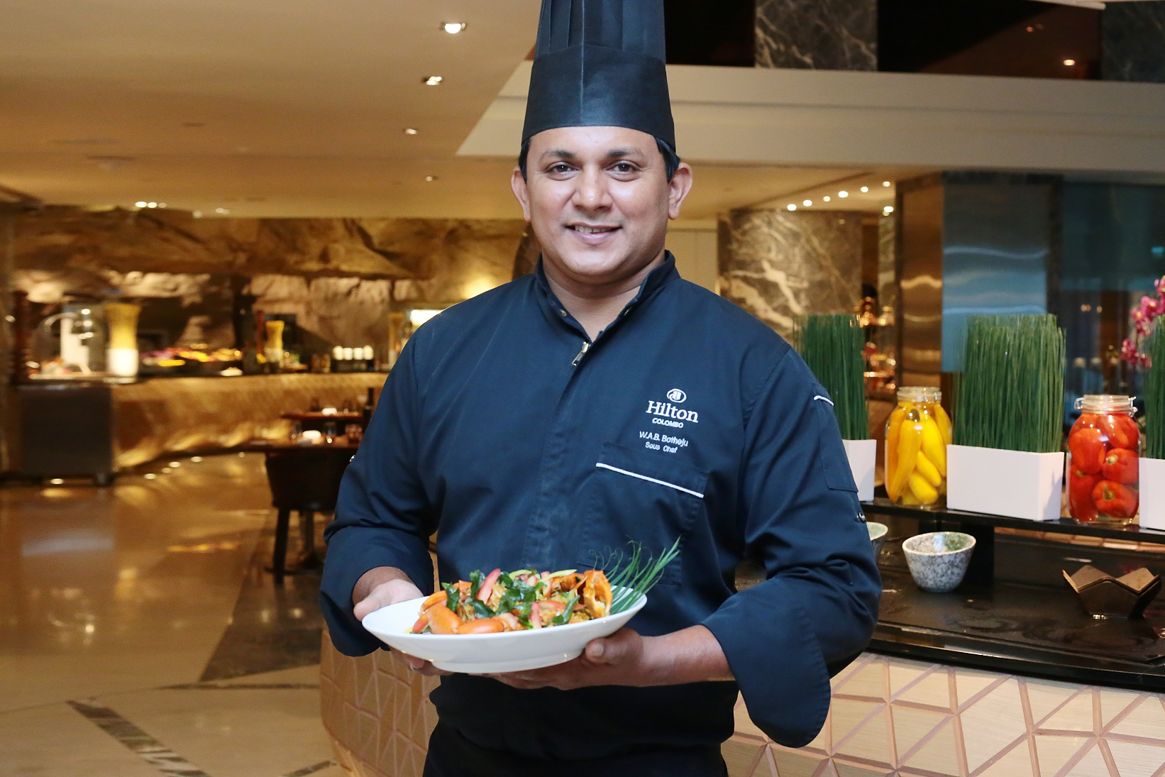 Conrad Pune invites one and all to savour the best of Sri Lankan cuisine at Coriander Kitchen!