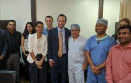 Dr Ryan M Nunley Shares His Experiences with Pune City Doctors